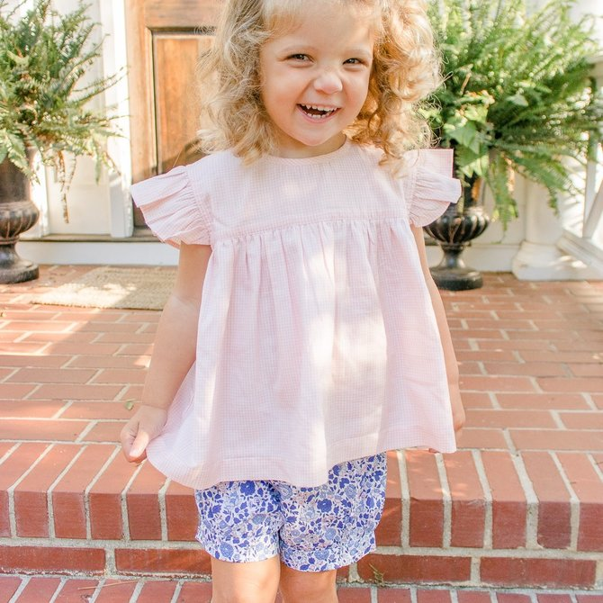Grace & James Sadie Floral Shirt Set