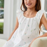 Petite Plume Tulips Isabelle Nightgown
