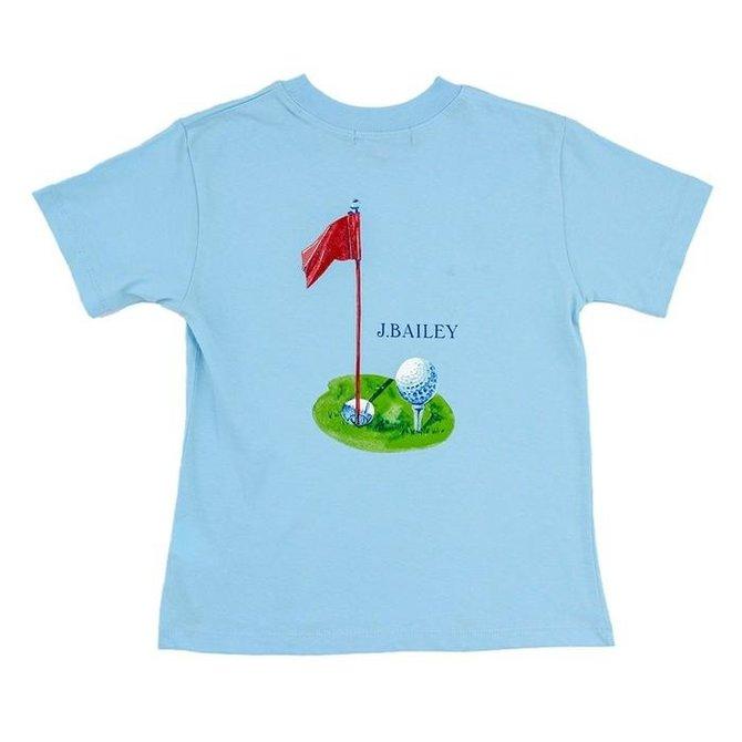 The Bailey Boys Logo Tee Golf