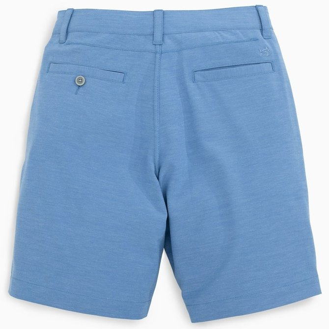 Southern Tide Youth T3 Heather Gulf Shorts