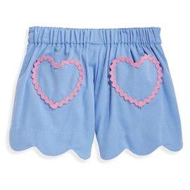 Bella Bliss Heart Pocket Short