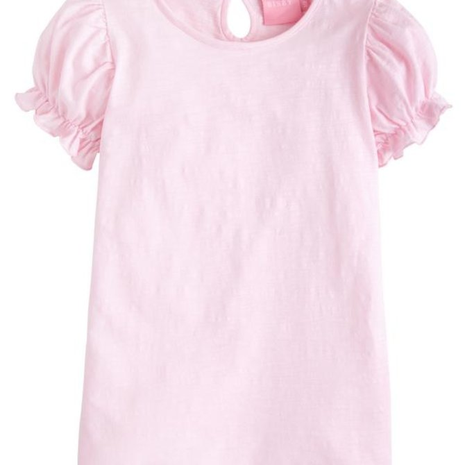 Bisby Essential Tee- Pink