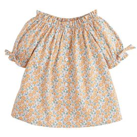 Bisby Millie Top Morning Glory Floral