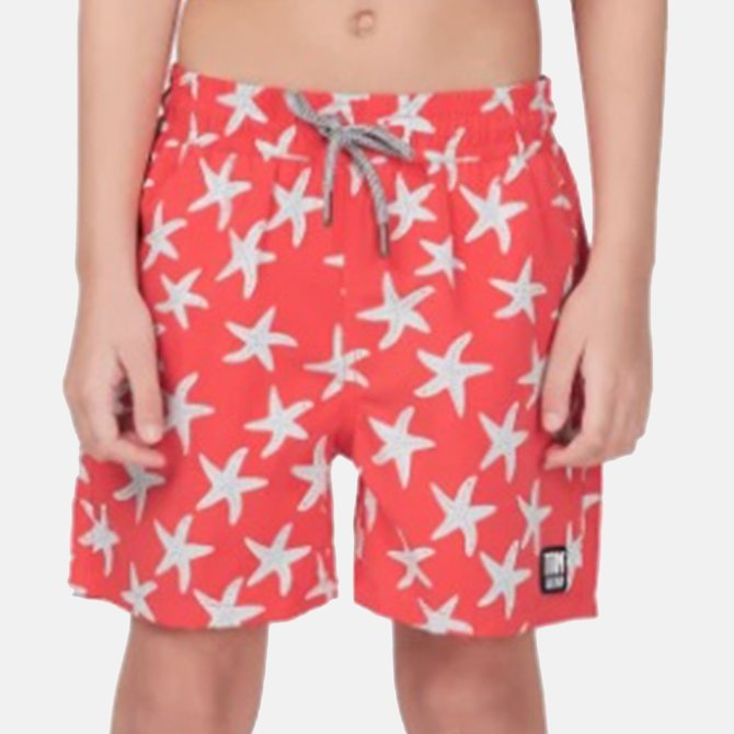 Tom and Teddy Swim Trunk Starfish
