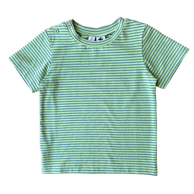 Busy Bees Henry Button Tee