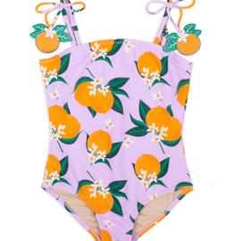 Shade Critters Pom Pom Strap 1pc - Oranges