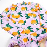 Shade Critters Rash Guard Set Oranges