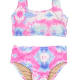 Shade Critters Bikini - Cotton Candy Tie Dye