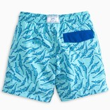 Southern Tide Youth Gator Frenzy Swim Trunk