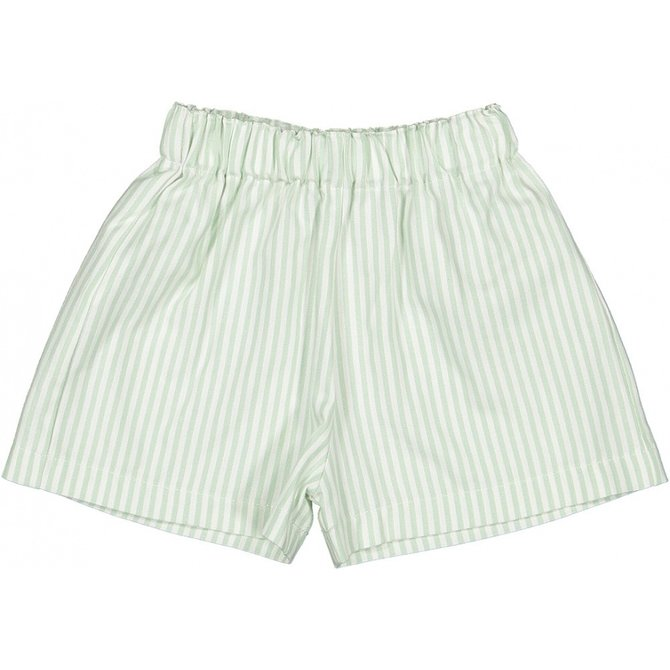 Sal and Pimenta Pansy Pull-On Shorts