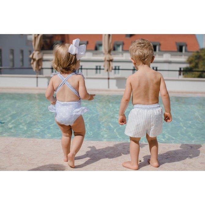 Sal & Pimenta Seas the Day Swimsuit