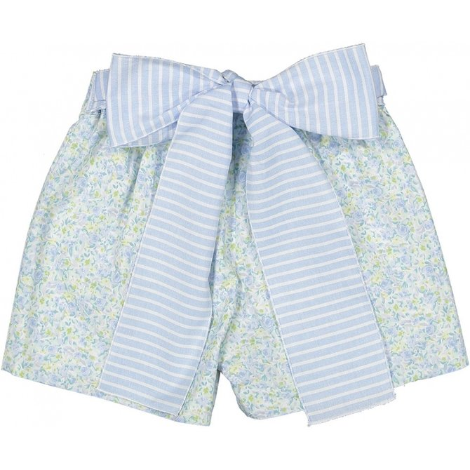 Sal & Pimenta Morning Glory Girl Shorts