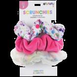 Iscream Confetti Scrunchie Set