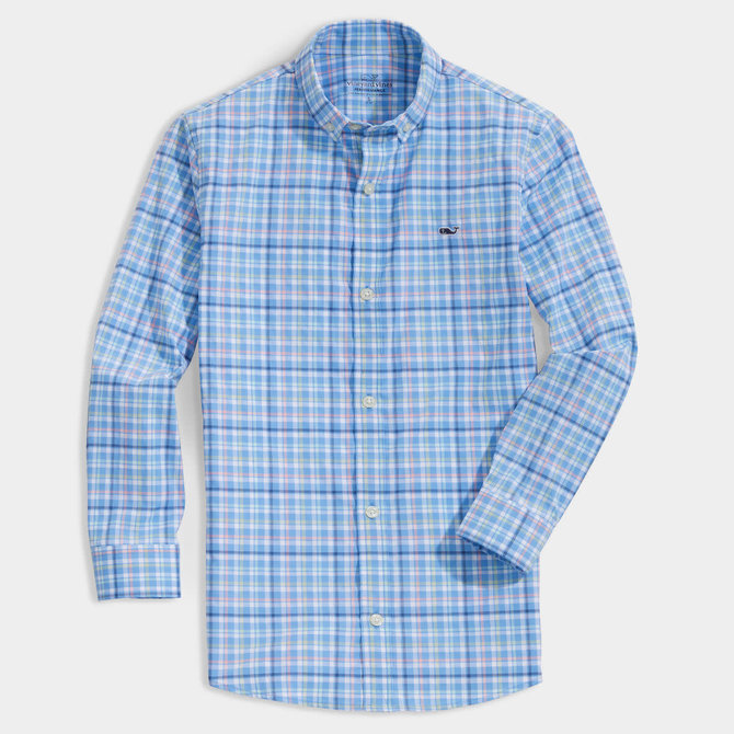 Performance Button Down