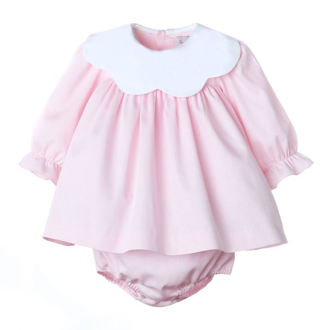 Sophie & Lucas Pink Float Dress