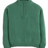 Little English Quarter Zip Sweater