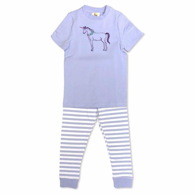 Honey Bee Tees Unicorn Pajamas