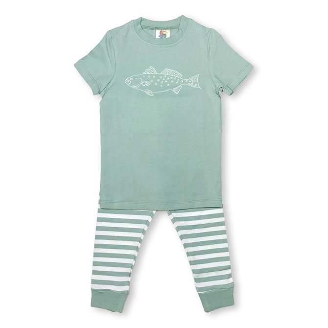 Honey Bee Tees Speckled Trout Pajamas