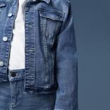DL1961 Kids Manning Denim Jacket