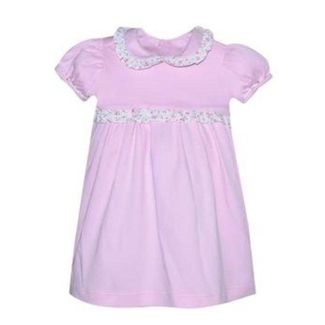 Baby Sen Pink Taylor Dress