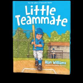 Little Teammates Book-Baseball