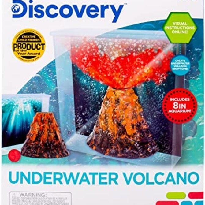 Horizon Group Underwater Volcano