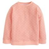 Bisby Pink Dot Sweatshirt