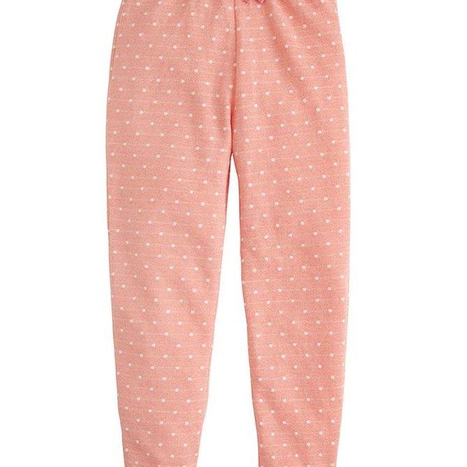 Bisby Pink Dot Sweatpants
