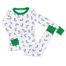 Magnolia Baby Tiny Mallard Long Pajama
