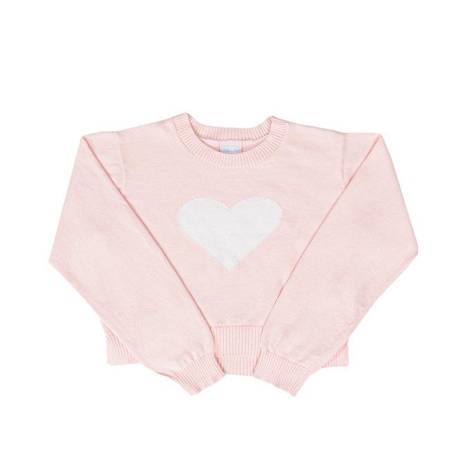 SET Athleisure Stella Sweater- Heart