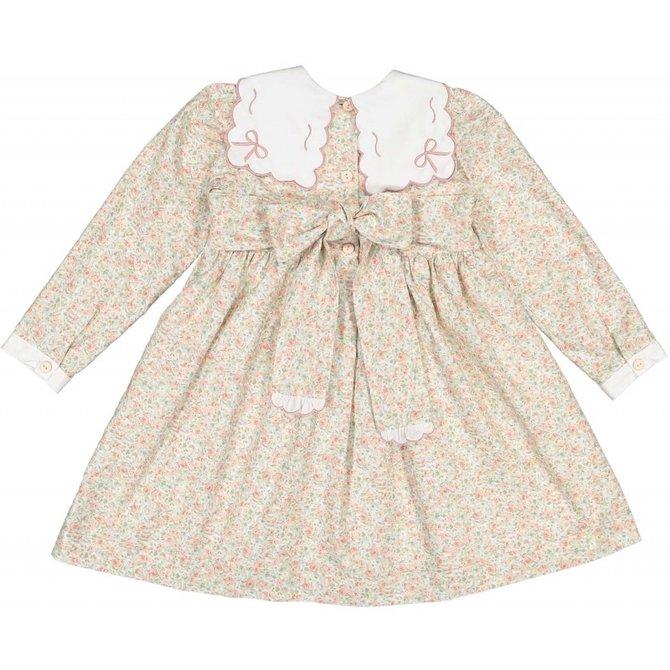 Sal & Pimenta Wonderland Pink Dress