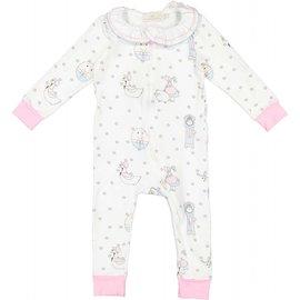 Sal & Pimenta Nursery Rhymes Baby Girl Pajama