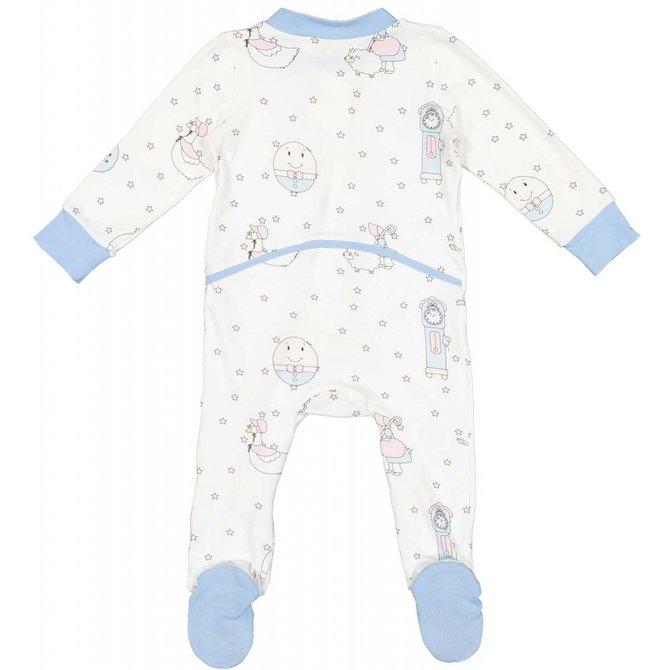 Sal & Pimenta Nursery Rhymes Baby Boy Pajama