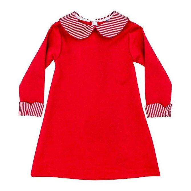J. Bailey Red Knit Dress