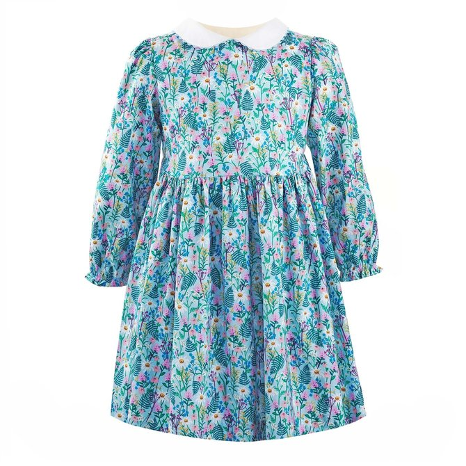 Rachel Riley Botanical Dress