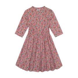 Busy Bees Gabriela Circle Skirt Dress- Multi Floral