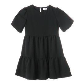 Gabby Tilly Dress- Black