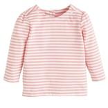 Bisby Rosie Blouse- Pink Stripe