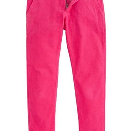 Bisby Twiggy Cords- Hot Pink Cord