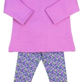Grace & James Hadley Floral Sweater and Leggings Set