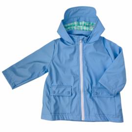 Little Louanne Raincoat Blue