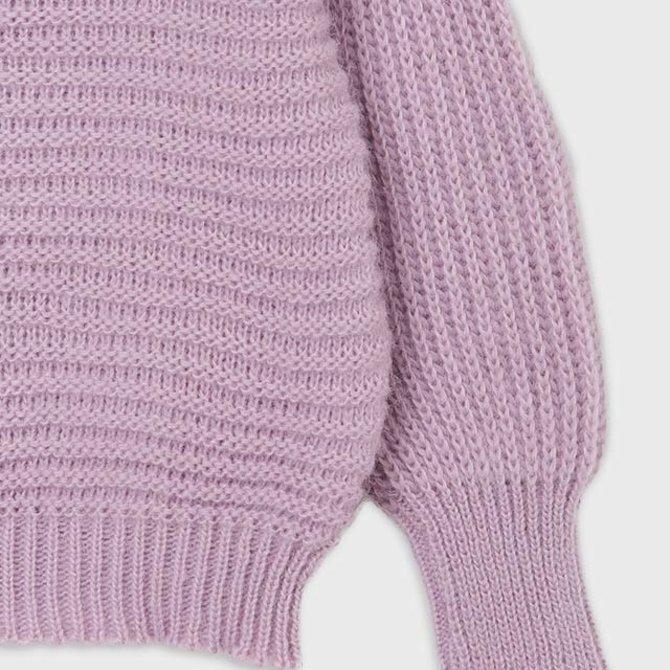 Mayoral Perkins Collar Sweater
