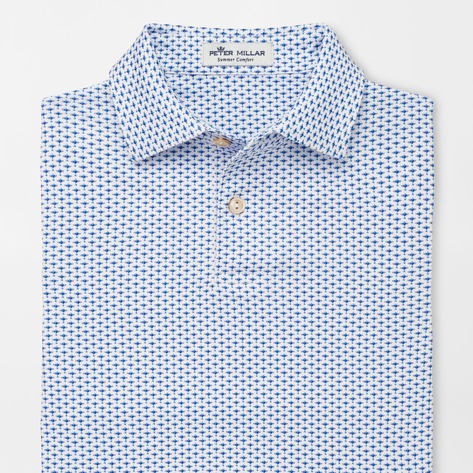 Peter Millar Youth Mississippi Performance Polo