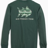 Southern Tide Chasin Tail LS Tee