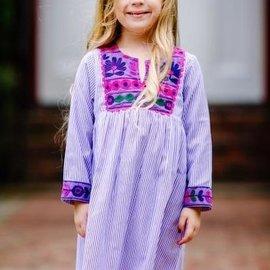 Cheeni Purple Joya Dress