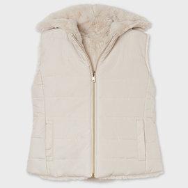 Mayoral Girls Reversible Vest