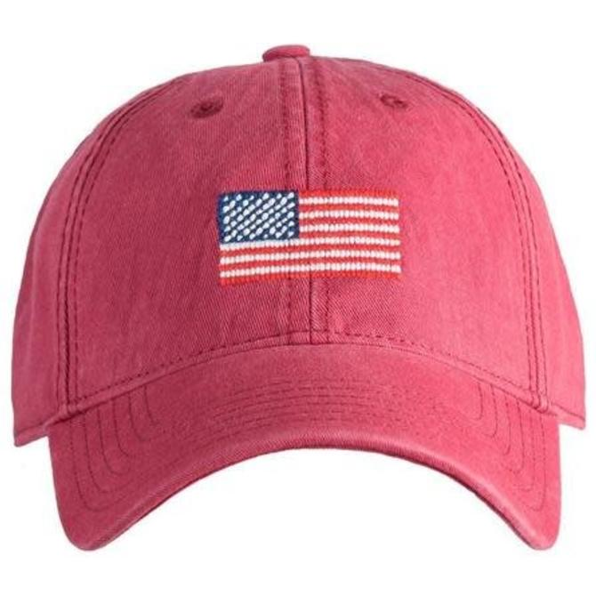 Harding-Lane American Flag Hat