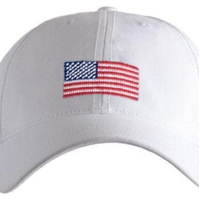 Harding-Lane American Flag Hat