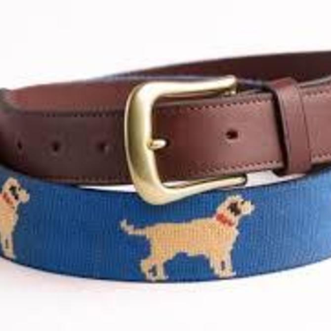 Harding-Lane Yellow Dog Belt