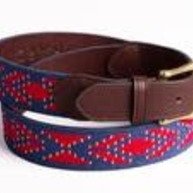 Harding-Lane Caballo Belt